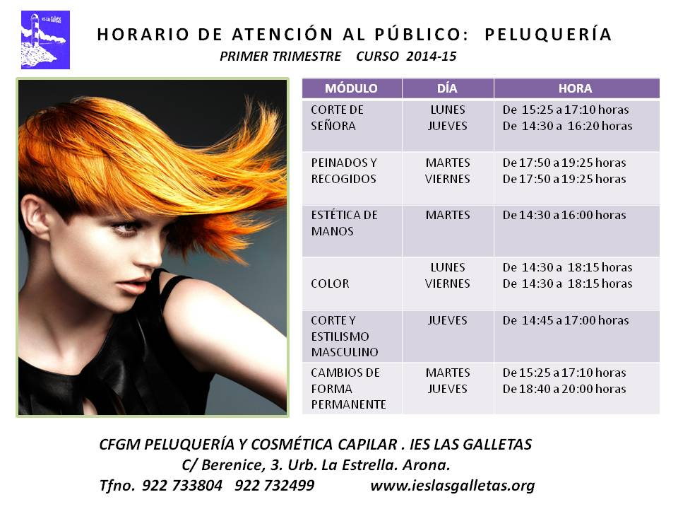 HORARIO ATENCION_PELU-14-15