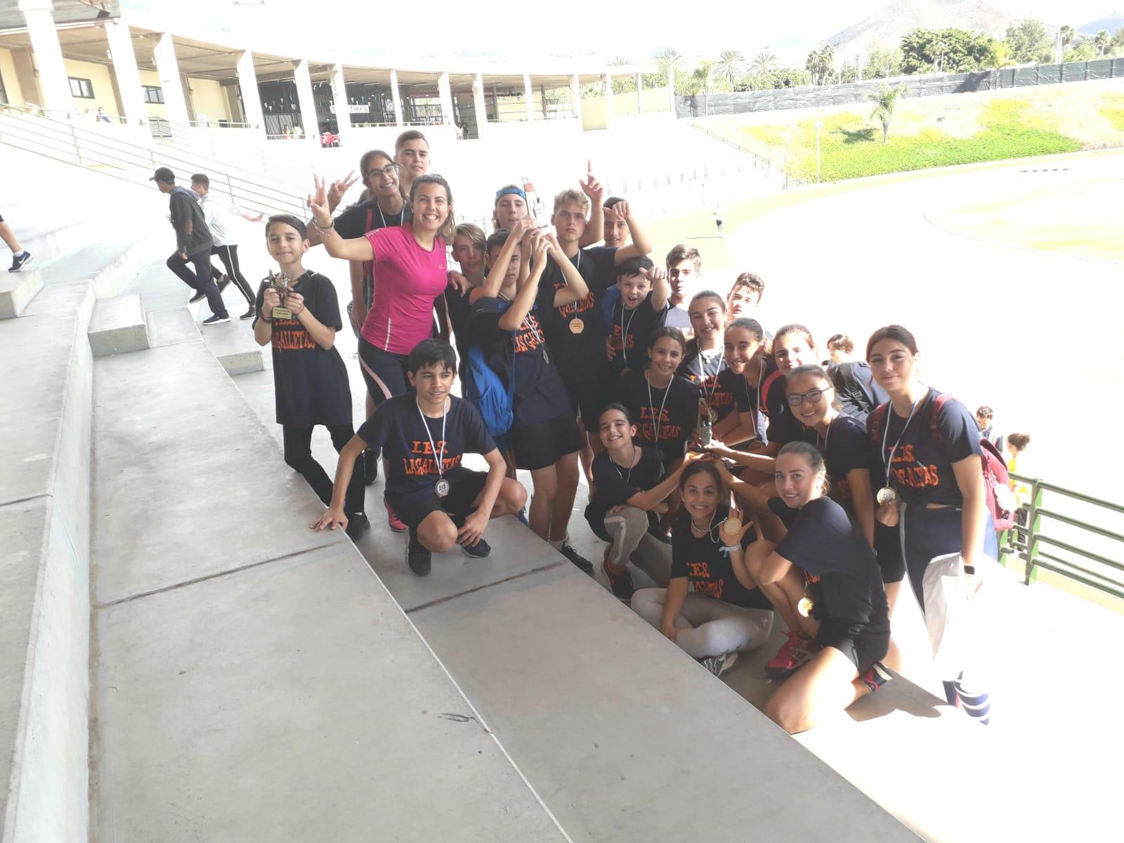 VIII Torneo Atletismo