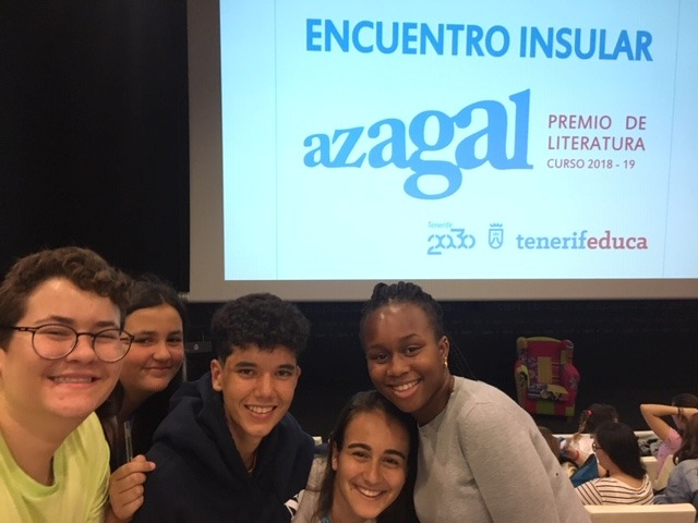 Encuentro Premio Azagal