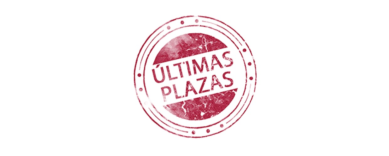 ¡PLAZAS DISPONIBLES!